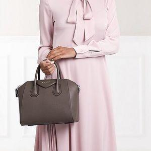 Givenchy Antigona Small Heather Grey